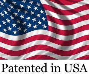 Технология запатентована в США